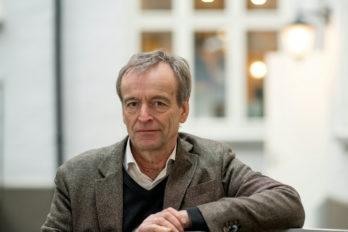 Bilde av forbundsleder Knut Alfsen